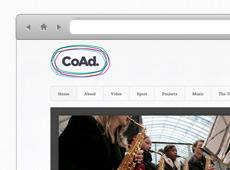CoAd Charity Website