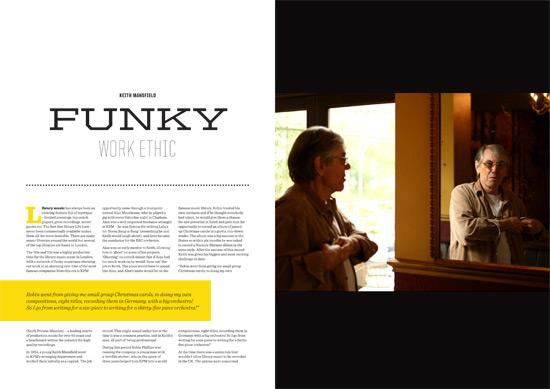 Shook Magazine Spread