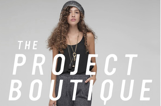 Project Boutique